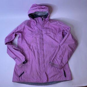 Marmot Pink Shell Jacket